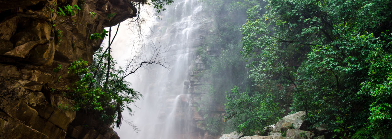 Cachoeira do Mosquito e Poço do Diabo
