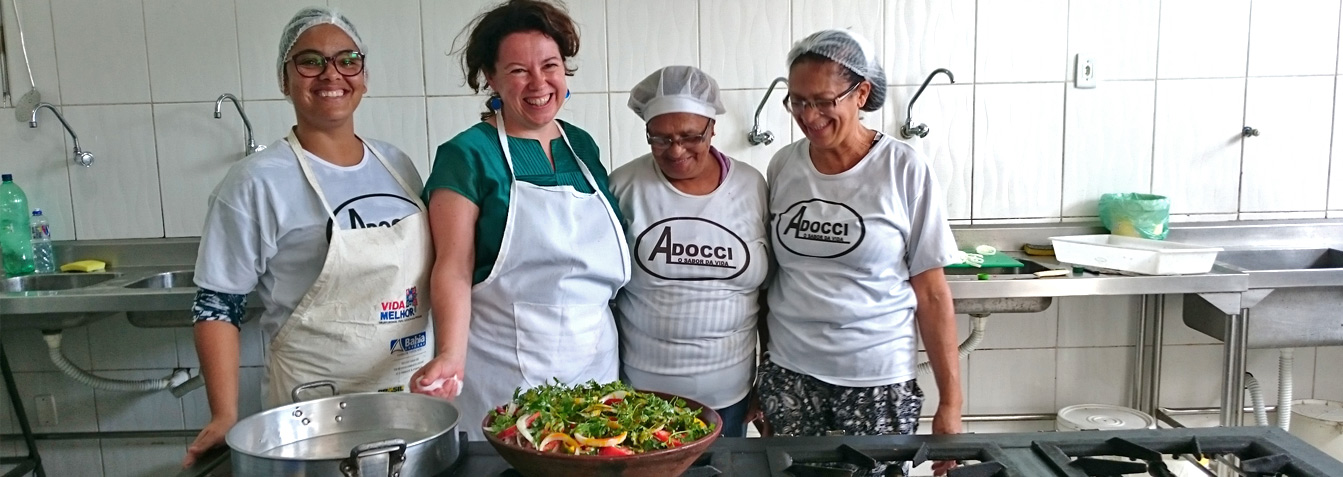 Cooking Class – Comunidade do Uruguai