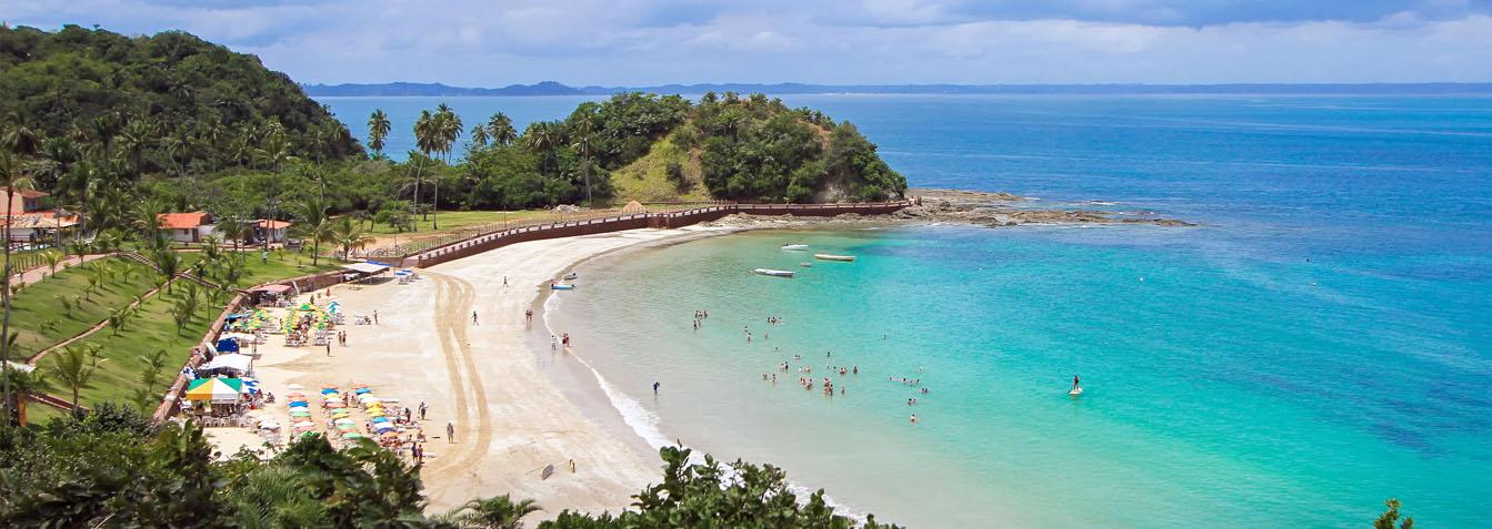 Ilha dos Frades e Itaparica