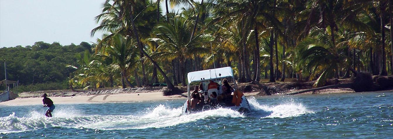 Volta à Ilha de Tinharé - Boipeba