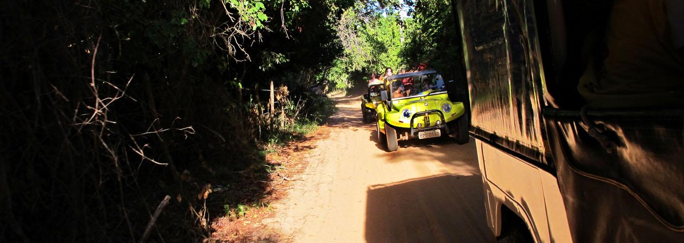 Jeep Tour – Praias / Castelo e Floresta