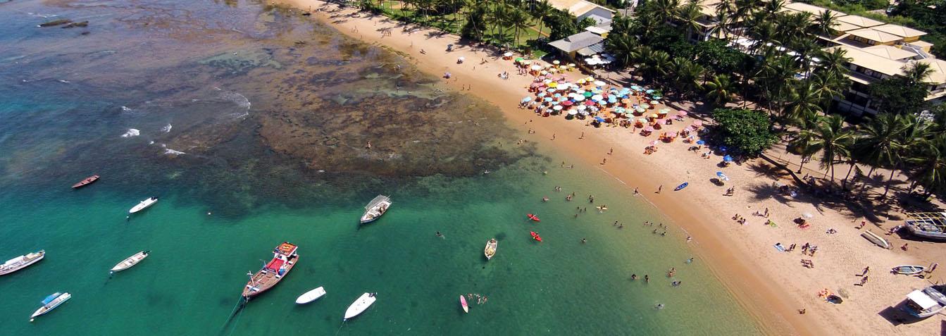 Salvador e Praia do Forte